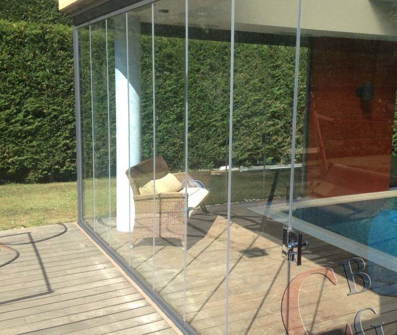 Cierres de piscina